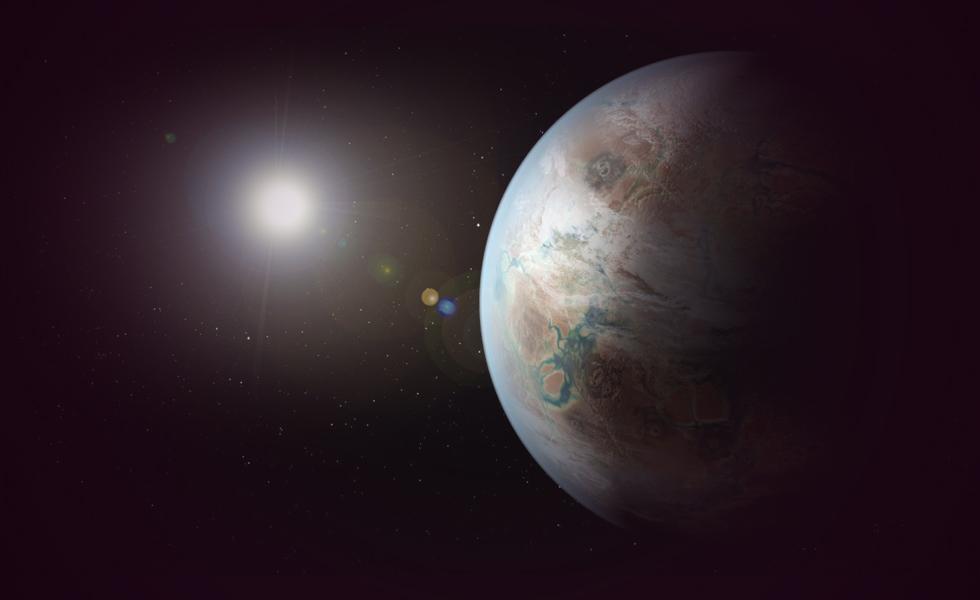 Do Aliens really exist near Mars?