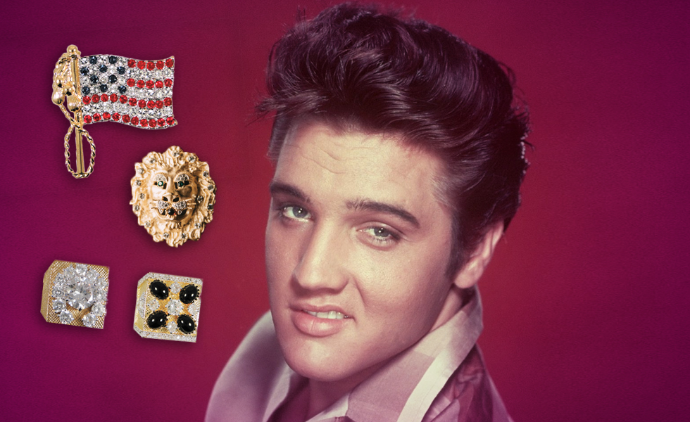 The Crazy Stories Of Lowell Hays As Elvis's Personal Jeweler In The King's Heyday