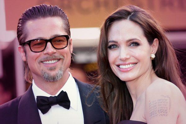 Celebrity Horoscope- Brad and Angelina