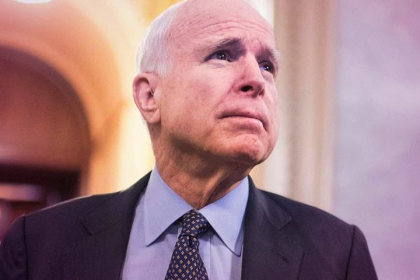 Why John McCain Does Not Support Trump's Pardon Of Sheriff Joe Arpaio
