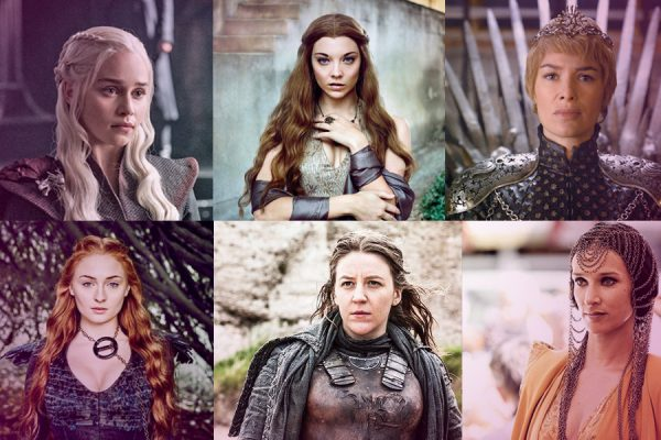 """It Is The Women Who Are Winning In """" The Game Of Thrones """" Series"""