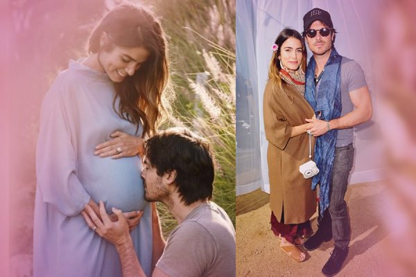 Nikki Reed And Ian Somerhalder Welcome Their First Child