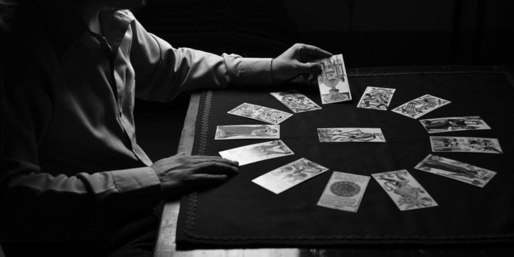 tarot cards for magic