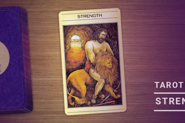strength tarot