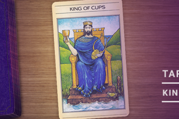 king of cups tarot