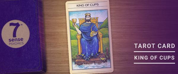 king of cups tarot