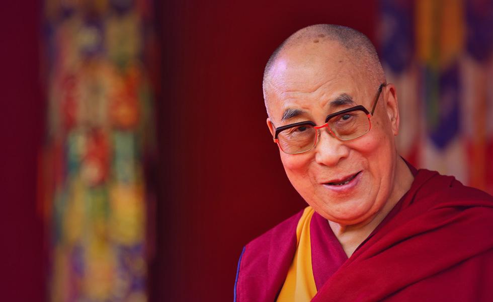 The Dalai Lama speaks out on Fake News!