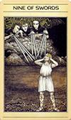Nine of Swords: Inverted
