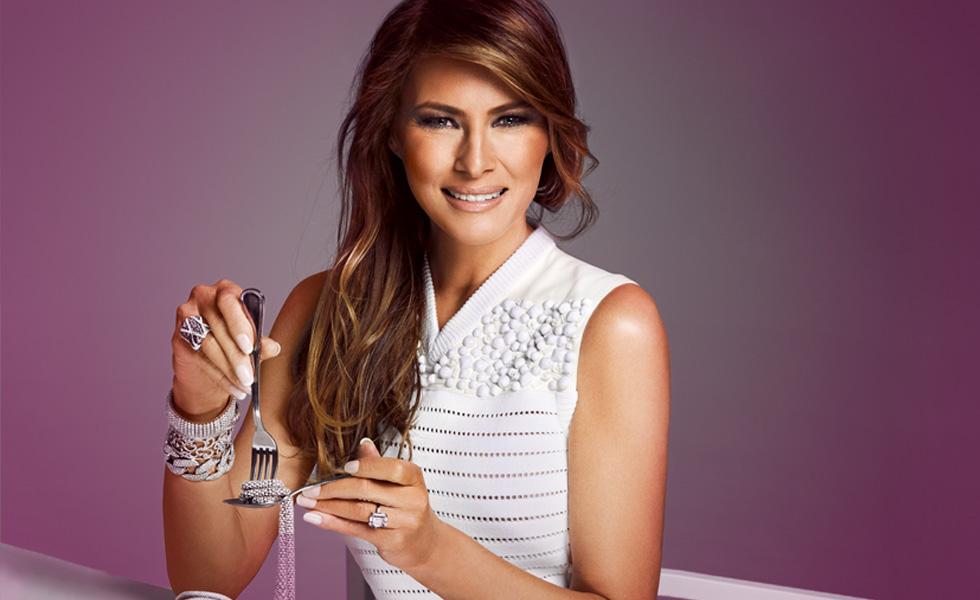 Melania Trumps Fashion Designers