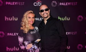 Celebrity Couples Coco and Ice T