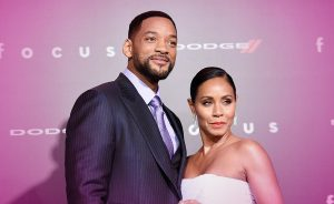 Celebrity Couples Will and Jada Pinkett Smith
