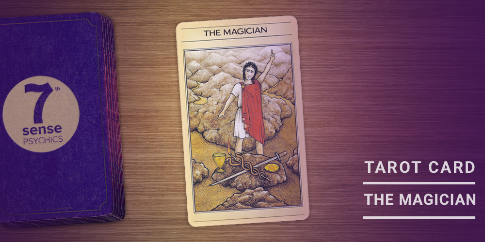 Manifesting Your Desires With The Magician Tarot | 7th Sense Stories